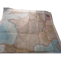 Carte géographique de la...
