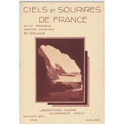 Belle-île, Morbihan, Ciels...