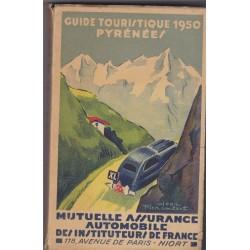 Guide touristique 1950,...