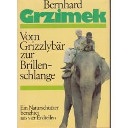 Vom Grizzlybär zur...