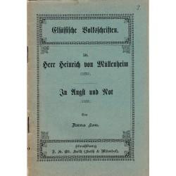 Herr Heinrich von...