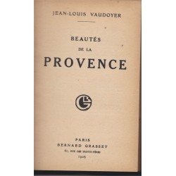 Beautés de la Provence et...