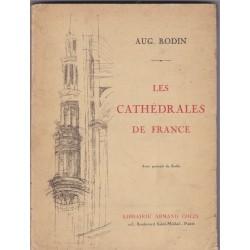 Les cathédrales de France,...