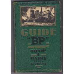 Guide BP Paris et ses...