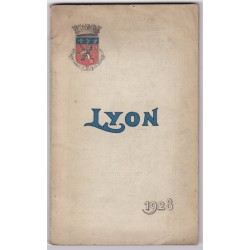 Lyon pittoresque 1928,...