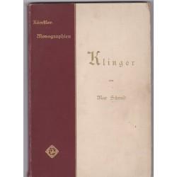 Klinger, Künstler...