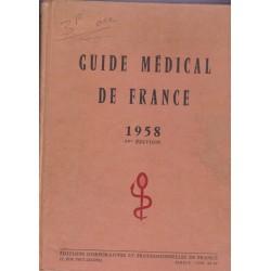 Guide médical de France...
