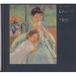 Mary Cassatt Month by month...