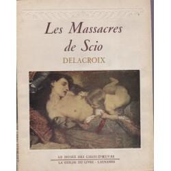 Les massacres de Scio,...