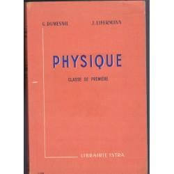 Manuel Physique, classe de...