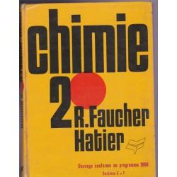 Manuel Chimie, classe de...
