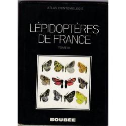 Lépidoptères de France,...