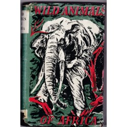 Wild animals of Africa,...