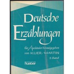 Deutsche Erzählung für...
