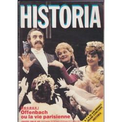 Revue Historia, janvier...