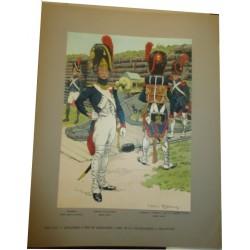 Les garnisons d'Alsace au...