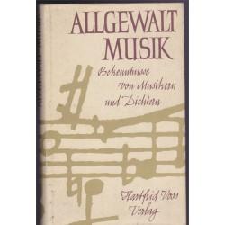 Allgewalt Musik, Barth,...
