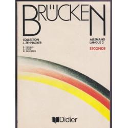 Brücken, Allemand langue 2...