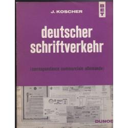 Deutscher Schriftverkehr,...
