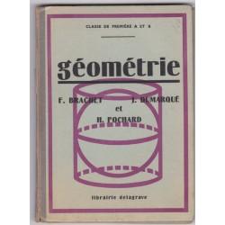 Géométrie, classe de...