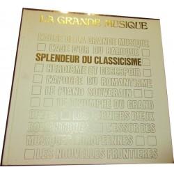 Splendeur du classicisme,...