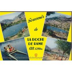 Souvenir de la Roche de...