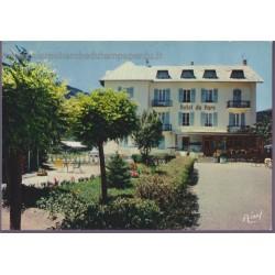 Briançon, l'hôtel du Parc -...
