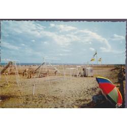 Narbonne-plage - carte...