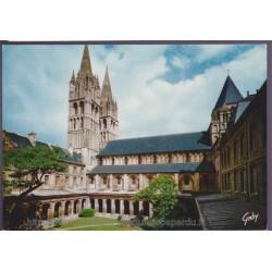 Caen, Abbaye aux hommes -...