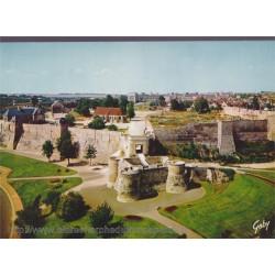 Caen, le château et les...