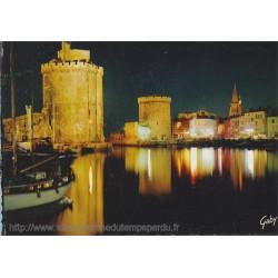 La Rochelle, effet de nuit...