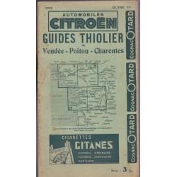 Guides Thiolier, Vendée,...