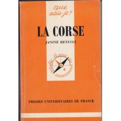 La Corse, Janine Renucci,...