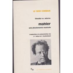Mahler, une physionomie...