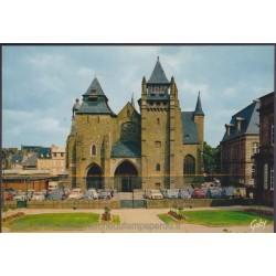 Saint-Brieuc, la cathédrale...