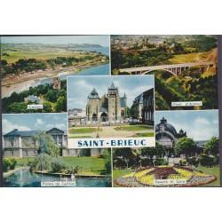 Saint-Brieuc - carte...