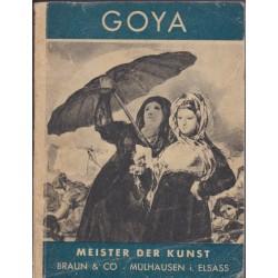 Goya, Meister der Kunst,...