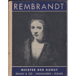Rembrandt, Meister der...