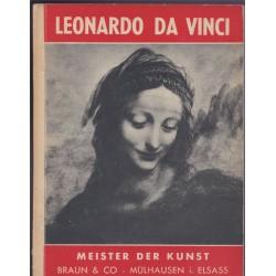 Leonardo Da Vinci, Meister...