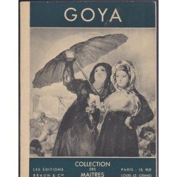 Goya, George Pillement -...