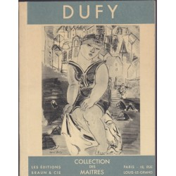 Dufy, Raymond Cogniat 1950...