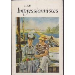 Les impressionnistes,...