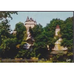 Château de Belcayre - carte...