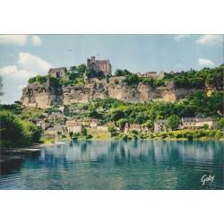 Château de Beynac - carte...