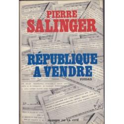 République à vendre, Pierre...