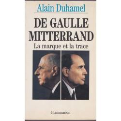 De Gaulle Mitterrand, la...