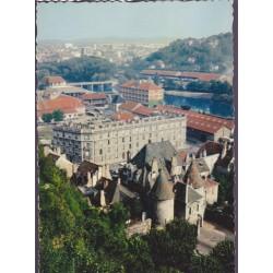 Besançon, la Porte Rivotte...