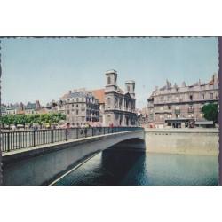 Besançon, le pont battant -...