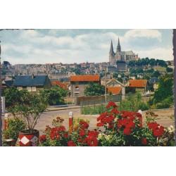 Chartres, la cathédrale...