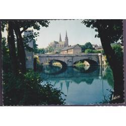 Chartres, la cathédrale vue...
